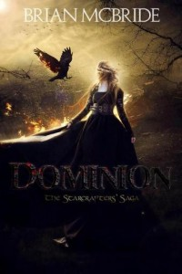Dominion by Brian McBride