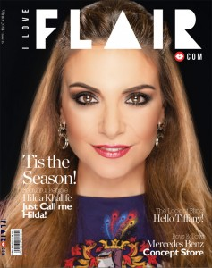 Iloveflair magazine cover